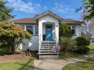 Photo 1: 4101 Glanford Avenue in VICTORIA: SW Glanford Single Family Detached for sale (Saanich West)  : MLS®# 388989