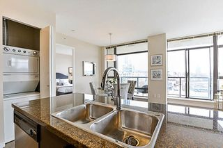 """Photo 3: 804 4250 DAWSON Street in Burnaby: Brentwood Park Condo for sale in """"OMA 2"""" (Burnaby North)  : MLS®# R2254216"""