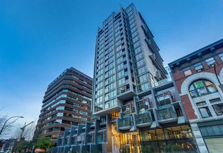 Photo 1: 707 1133 HORNBY Street in Vancouver: Downtown VW Condo for sale (Vancouver West)  : MLS®# R2258151