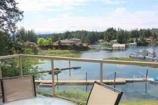 "Main Photo: 5D 12849 LAGOON Road in Pender Harbour: Pender Harbour Egmont Townhouse for sale in ""PAINTED BOAT RESORT"" (Sunshine Coast)  : MLS®# R2259481"
