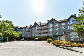 "Main Photo: 211 7435 121A Street in Surrey: West Newton Condo for sale in ""STRAWBERRY HILLS ESTATES II"" : MLS®# R2292789"