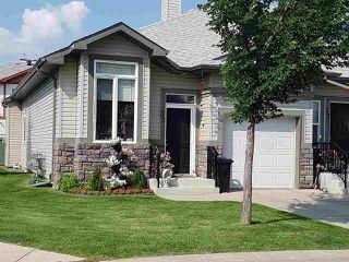 Main Photo: 35 10 WOODCREST Lane: Fort Saskatchewan Townhouse for sale : MLS®# E4129129