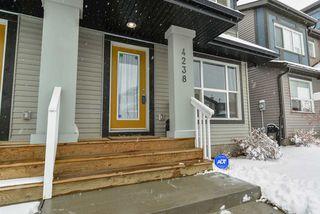 Main Photo: 4238 Prowse Way in Edmonton: Zone 55 House Half Duplex for sale : MLS®# E4134896