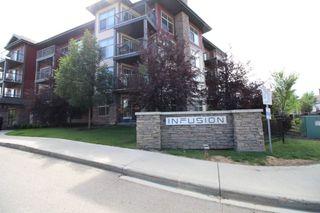 Main Photo: 402 103 AMBLESIDE Drive in Edmonton: Zone 56 Condo for sale : MLS®# E4137617