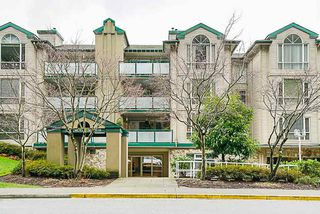 "Main Photo: 106 19142 122 Avenue in Pitt Meadows: Central Meadows Condo for sale in ""PARKWOOD MANOR"" : MLS®# R2329224"