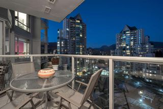 "Photo 3: 1002 1189 EASTWOOD Street in Coquitlam: North Coquitlam Condo for sale in ""THE CARTIER"" : MLS®# R2339063"