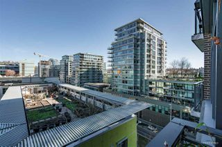 "Photo 15: 703 181 W 1ST Avenue in Vancouver: False Creek Condo for sale in ""BROOK"" (Vancouver West)  : MLS®# R2345420"