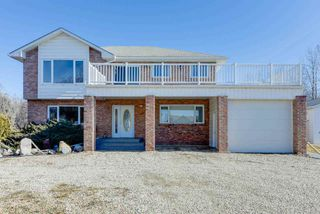 Photo 1: 33 4325 LAKESHORE Road: Rural Parkland County House for sale : MLS®# E4151916