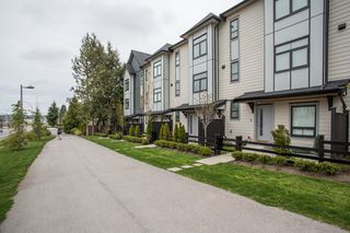 """Photo 19: 24 2427 164 Street in Surrey: Grandview Surrey Townhouse for sale in """"THE SMITH"""" (South Surrey White Rock)  : MLS®# R2360019"""