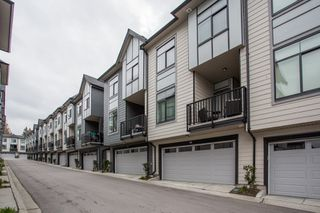 """Photo 20: 24 2427 164 Street in Surrey: Grandview Surrey Townhouse for sale in """"THE SMITH"""" (South Surrey White Rock)  : MLS®# R2360019"""