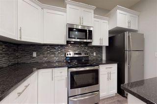 Photo 1: 337 WATT Boulevard in Edmonton: Zone 53 House Half Duplex for sale : MLS®# E4155277