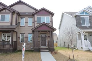 Photo 2: 337 WATT Boulevard in Edmonton: Zone 53 House Half Duplex for sale : MLS®# E4155277