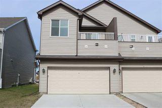 Photo 26: 337 WATT Boulevard in Edmonton: Zone 53 House Half Duplex for sale : MLS®# E4155277