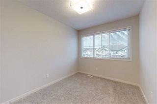 Photo 18: 337 WATT Boulevard in Edmonton: Zone 53 House Half Duplex for sale : MLS®# E4155277