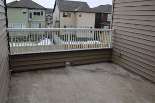 Photo 27: 337 WATT Boulevard in Edmonton: Zone 53 House Half Duplex for sale : MLS®# E4155277