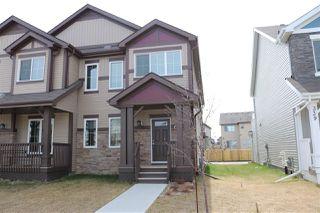 Photo 30: 337 WATT Boulevard in Edmonton: Zone 53 House Half Duplex for sale : MLS®# E4155277