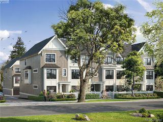 Photo 1: TH11 1810 Kings Rd in VICTORIA: Vi Jubilee Row/Townhouse for sale (Victoria)  : MLS®# 813572