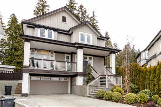 "Photo 1: 1379 BEVERLY Place in Coquitlam: Burke Mountain House for sale in ""BURKE MOUNTAIN"" : MLS®# R2369569"