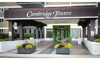 Photo 2: 1001 1305 Grant Avenue in Winnipeg: River Heights Condominium for sale (1D)  : MLS®# 1914575