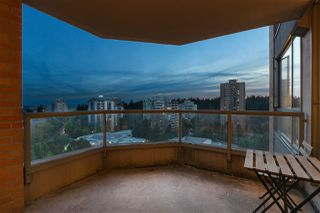 "Photo 13: 1502 4350 BERESFORD Street in Burnaby: Metrotown Condo for sale in ""CARLTON ON THE PARK"" (Burnaby South)  : MLS®# R2416818"