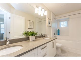 """Photo 15: 19 7740 GRAND Street in Mission: Mission BC Townhouse for sale in """"THE GRAND"""" : MLS®# R2422936"""