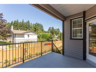 """Photo 19: 19 7740 GRAND Street in Mission: Mission BC Townhouse for sale in """"THE GRAND"""" : MLS®# R2422936"""