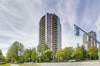 "Photo 1: 2401 6888 STATION HILL Drive in Burnaby: South Slope Condo for sale in ""SAVOY CARLTON"" (Burnaby South)  : MLS®# R2424113"