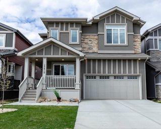 Main Photo: 17818 9A Avenue in Edmonton: Zone 56 House for sale : MLS®# E4197075
