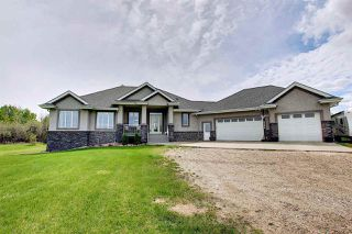 Photo 1: 9 53424 RGE RD 274: Rural Parkland County House for sale : MLS®# E4197932