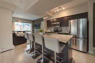 Photo 5: 604 10226 104 Street in Edmonton: Zone 12 Condo for sale : MLS®# E4199589