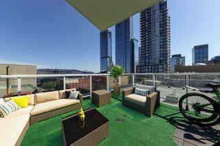 Photo 2: 604 10226 104 Street in Edmonton: Zone 12 Condo for sale : MLS®# E4199589