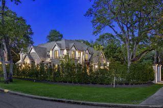 Photo 2: 2810 Lansdowne Rd in Oak Bay: OB Uplands Single Family Detached for sale : MLS®# 843887