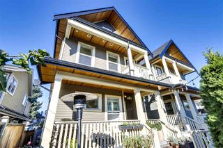 Main Photo: 2 1130 E PENDER Street in Vancouver: Strathcona 1/2 Duplex for sale (Vancouver East)  : MLS®# R2507923