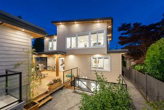 Photo 34: 218 W 24TH Street in North Vancouver: Central Lonsdale House for sale : MLS®# R2509349