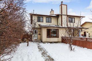 Main Photo: 151 Falsby Road NE in Calgary: Falconridge Semi Detached for sale : MLS®# A1061246