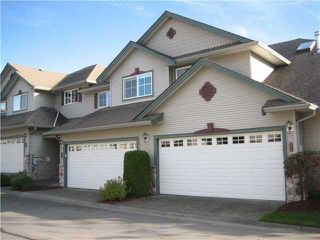 "Photo 1: # 71 46360 VALLEYVIEW RD in Sardis: Promontory Townhouse for sale in ""Apple Creek"" : MLS®# H1303914"