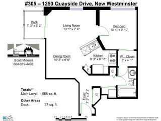 "Photo 2: 508 680 CLARKSON Street in New Westminster: Downtown NW Condo for sale in ""THE CLARKSON"" : MLS®# V1040925"