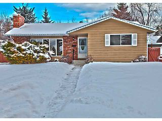 Photo 1: 119 DEER PARK Place SE in CALGARY: Deer Run Residential Detached Single Family for sale (Calgary)  : MLS®# C3596438