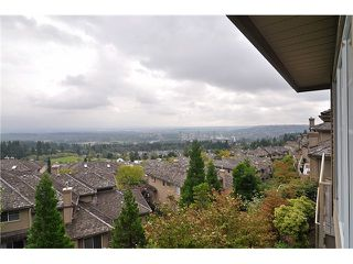 "Photo 2: 62 2979 PANORAMA Drive in Coquitlam: Westwood Plateau Townhouse for sale in ""DEER CREST"" : MLS®# V1044506"