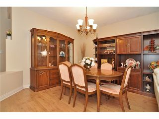 "Photo 8: 62 2979 PANORAMA Drive in Coquitlam: Westwood Plateau Townhouse for sale in ""DEER CREST"" : MLS®# V1044506"