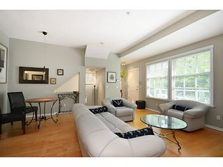 """Photo 3: 1803 NAPIER Street in Vancouver: Grandview VE Townhouse for sale in """"Salsbury Heights"""" (Vancouver East)  : MLS®# V1046669"""