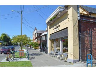 Photo 18: 3 930 North Park Street in VICTORIA: Vi Central Park Townhouse for sale (Victoria)  : MLS®# 336708