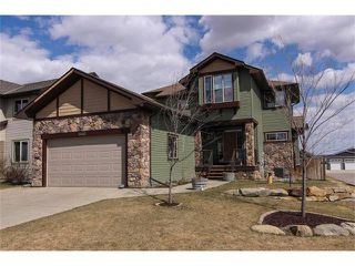 Photo 2: 217 Sunset Heights: Crossfield House for sale : MLS®# C4000911