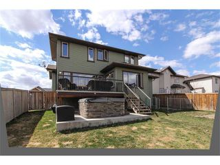 Photo 34: 217 Sunset Heights: Crossfield House for sale : MLS®# C4000911