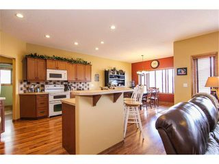 Photo 6: 217 Sunset Heights: Crossfield House for sale : MLS®# C4000911