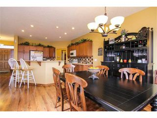 Photo 11: 217 Sunset Heights: Crossfield House for sale : MLS®# C4000911