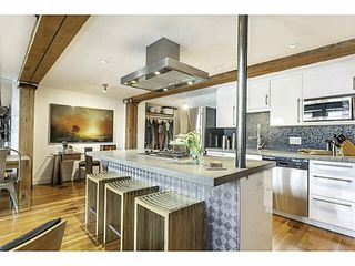 """Photo 4: 501 528 BEATTY Street in Vancouver: Downtown VW Condo for sale in """"BOWMAN BLOCK"""" (Vancouver West)  : MLS®# V1117195"""