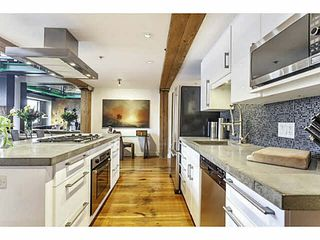 """Photo 5: 501 528 BEATTY Street in Vancouver: Downtown VW Condo for sale in """"BOWMAN BLOCK"""" (Vancouver West)  : MLS®# V1117195"""