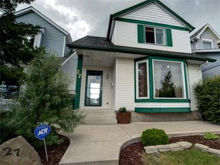 Photo 1: 27 Woodmont Green SW in Calgary: Woodbine House for sale : MLS®# C4022488