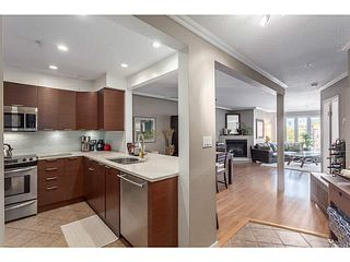 "Photo 3: 212 1236 W 8TH Avenue in Vancouver: Fairview VW Condo for sale in ""GALLERIA II"" (Vancouver West)  : MLS®# V1142748"